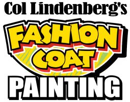 Fashion Coat Painting