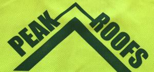 Peak Roofs