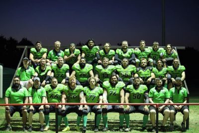 Do you want to play American Football in Toowoomba?